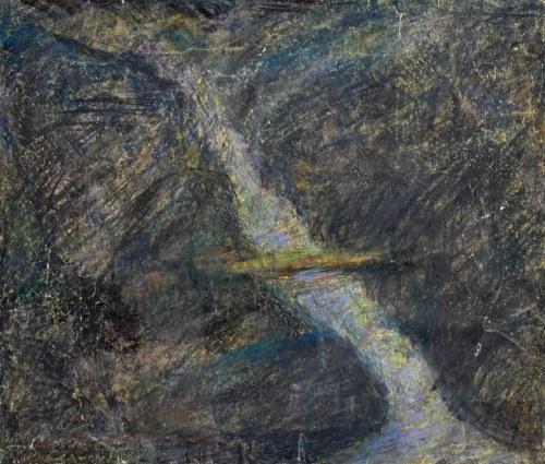 Krystyna PELLETIER (1914-2007), Pejzaż