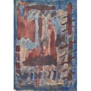 Krystyna PELLETIER (1914-2007), Abstrakcja