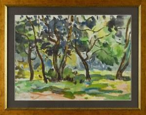 Władysław SERAFIN (1905-1988), Drzewa I