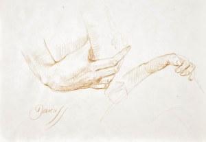 Dariusz Kaleta Dariuss (Ur. 1960), Szkice dłoni