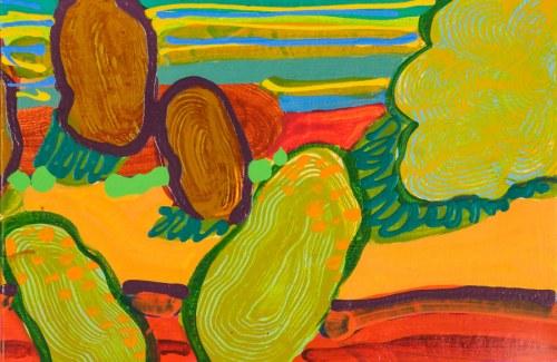 Ivo Alvarone, Emotional landscape