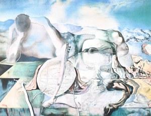 Salvador DALI (1904-1989), El enigma sin fin