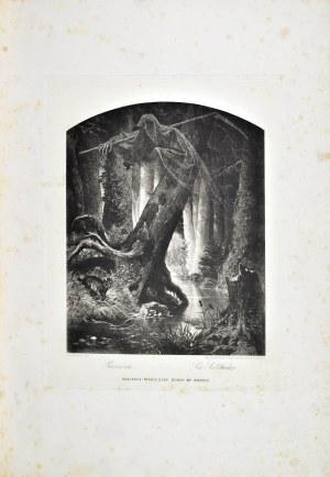 Artur GROTTGER (1837-1867), Puszcza