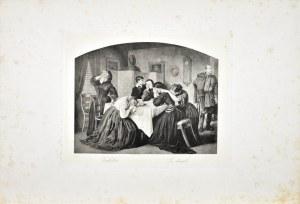 Artur GROTTGER (1837-1867), Żałoba