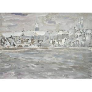 Henryk KRYCH (1905-1980), Widok na miasto