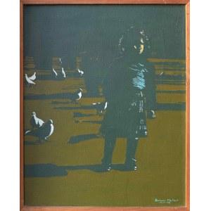 Antoni Fałat, Bez tytułu, 1978