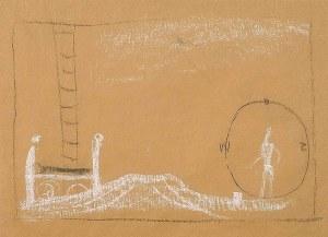 Franciszek Starowieyski, Projekt scenografii teatralnej, 1976