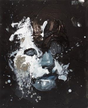 Aleksandra Modzelewska, Maska czy twarz S5 32, 2021