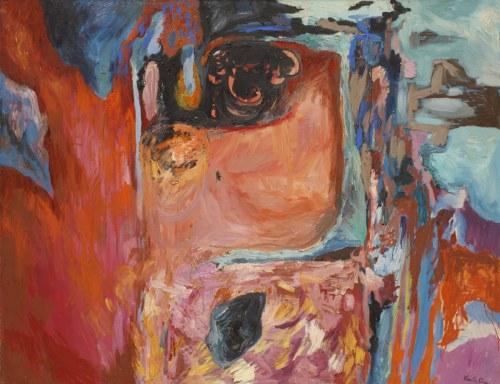 Kamila Guzal-Pośrednik, Wnętrze z telefonem, 1997