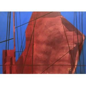 Małgorzata Bundzewicz, Wieża Babel 1, 2020