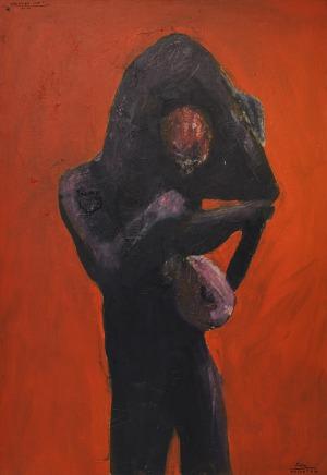Andrzej Kasprzak, Intensive love, 2014