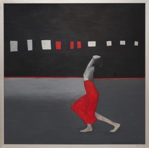 Wanda Badowska-Twarowska, Święto wiosny - Pina, 2012