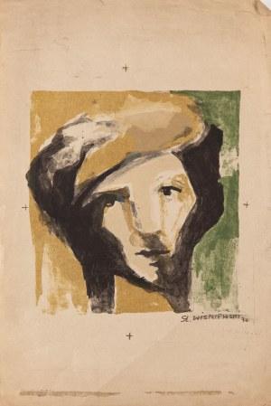 Portret - Stanisław WIŚNIEWSKI (1936-2016)