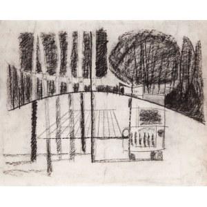Postój - Jerzy NAPIERACZ (ur. 1929)