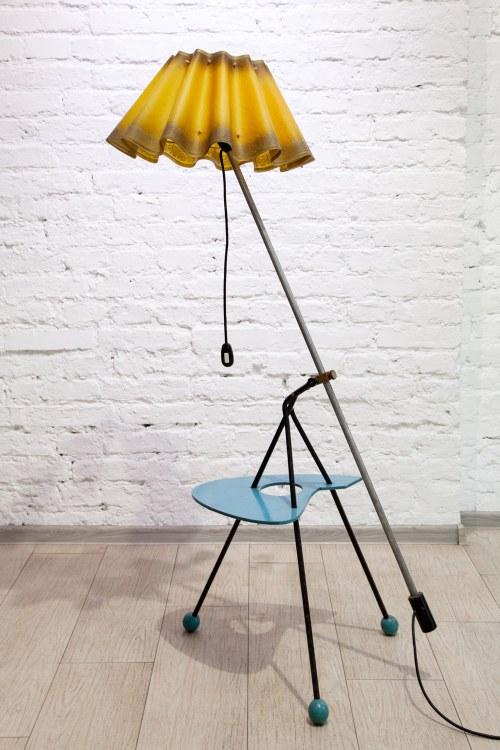 Lampa gabinetowa - Wytwórnia Sprzętu Zootechnicznego,