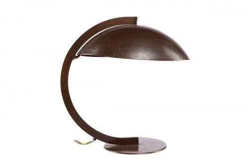 Lampa gabinetowa art déco