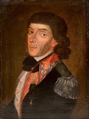 Nieznany malarz, ''Portret generała Tadeusza Kościuszki''