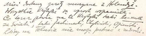 Karta wizytowa Rudolfa Nowowiejskiego(1879-1963)