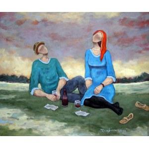 Henryk TROJAN, Piknik, 2021 r.