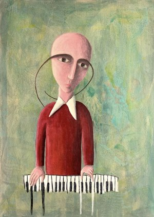 Paweł PISKOZUB, Pianista, 2021 r.