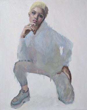 Katarzyna Rogoża (ur. 1985), LA Girl, 2019