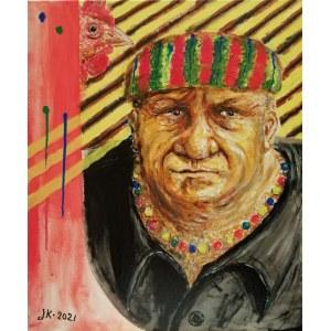 Jerzy Konstantynowicz (ur. 1965), Leon, 2021