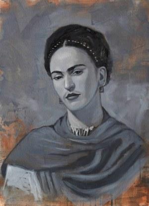 Jacek Aleksandrowicz (ur. 1977), Frida, 2021