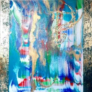 Magdallene Penke (pseud., ur. 1979), Forest, 2020