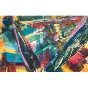 Wioleta Frączek (ur. 1983), Konkret oddech, 2020