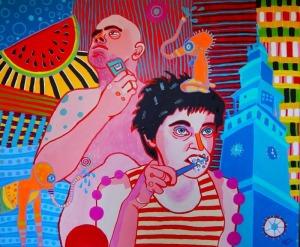Marcin Painta, Oni i życie codzienne, 2010