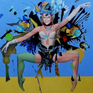 Andrejus Kovelinas, Intense Dance, 2021