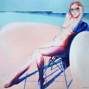 Rafał Knop, Madame Ev XXV z serii Swimming Pool, 2020