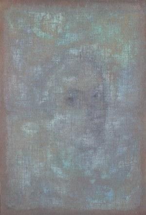 Piotr Trusik, Portret efemeryczny II, 2021