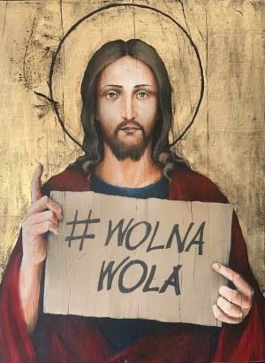 Borys Fiodorowicz, Jezus z Woli, 2021
