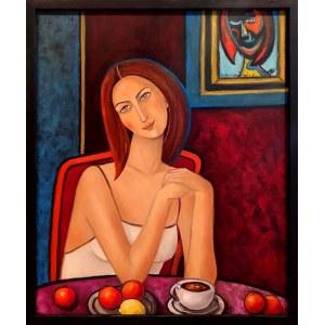 Krystyna Ruminkiewicz, Portret podwójny takiej jednej, 2021