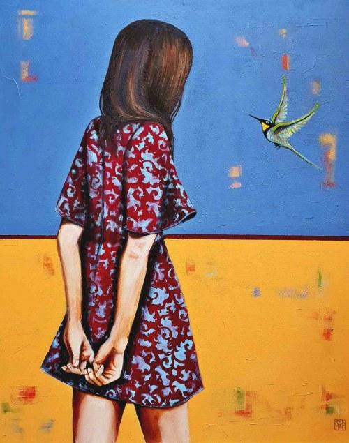 Renata Magda, Hummingbird i Ona, 2021