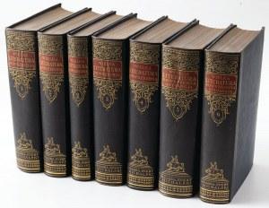 WIELKA LITERATURA POWSZECHNA t.1-6 w 7 vol.