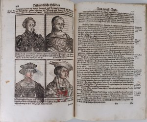 ROO Gerardus de, Annales oder Historische Chronick AUGSBURG 1621 POLONIK