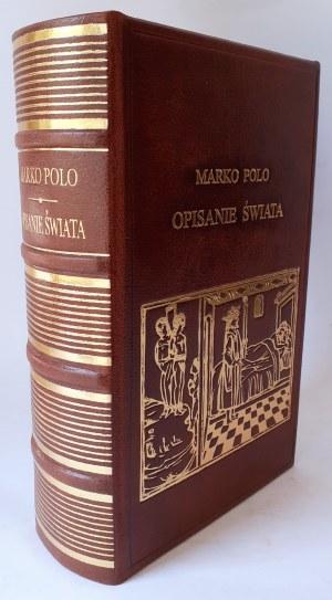 Marco Polo OPISANIE ŚWIATA, Wyd.1954