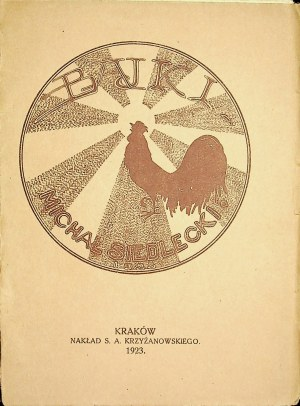 SIEDLECKI Michał - Bajki, Wyd.1923
