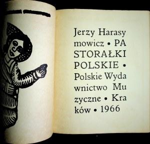 HARASYMOWICZ Jerzy - Pastorałki polskie, Wydanie 1