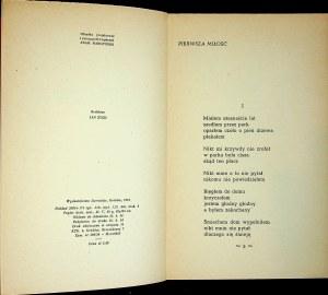 RÓŻEWICZ Tadeusz - Równina, Wydanie 1