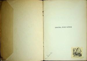 BRANDSTAETTER Roman - Droga pod górę, Wydanie 1