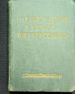 INFORMATOR pilota turystycznego. Opracowanie: Stowarzyszenie Instruktorów Pilotażu Motorowego (w organizacji)