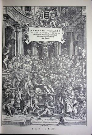 VESALIUS DE HUMANIC CORPORIS FABRICA