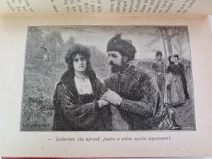 Sienkiewicz Henryk OGNIEM I MIECZEM, Wydanie 1902 PIERWSZE WYD. ILUSTROWANE
