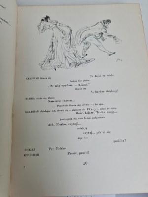Fredro Aleksander PIĘĆ KOMEDII Ilustracje Szancer