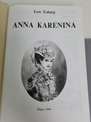 Tołstoj Lew ANNA KARENINA