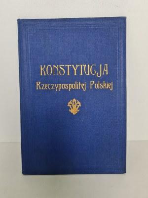 KONSTYTUCJA RZECZYPOSPOLITEJ POLSKIEJ, Ustawa z dnia 17 marca 1921 roku