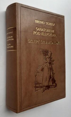 Schulz Bruno SANATORIUM POD KLEPSYDRĄ/ SKLEPY CYNAMONOWE